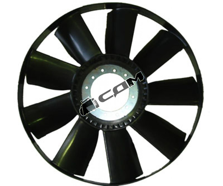 Вентилятор двигателя (крыльчатка) D=590 266 л.с., 290 л.с.  VG1500060447